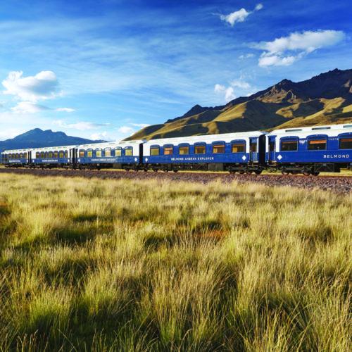 Belmond Andean Explorer, A Belmond Train, Peru