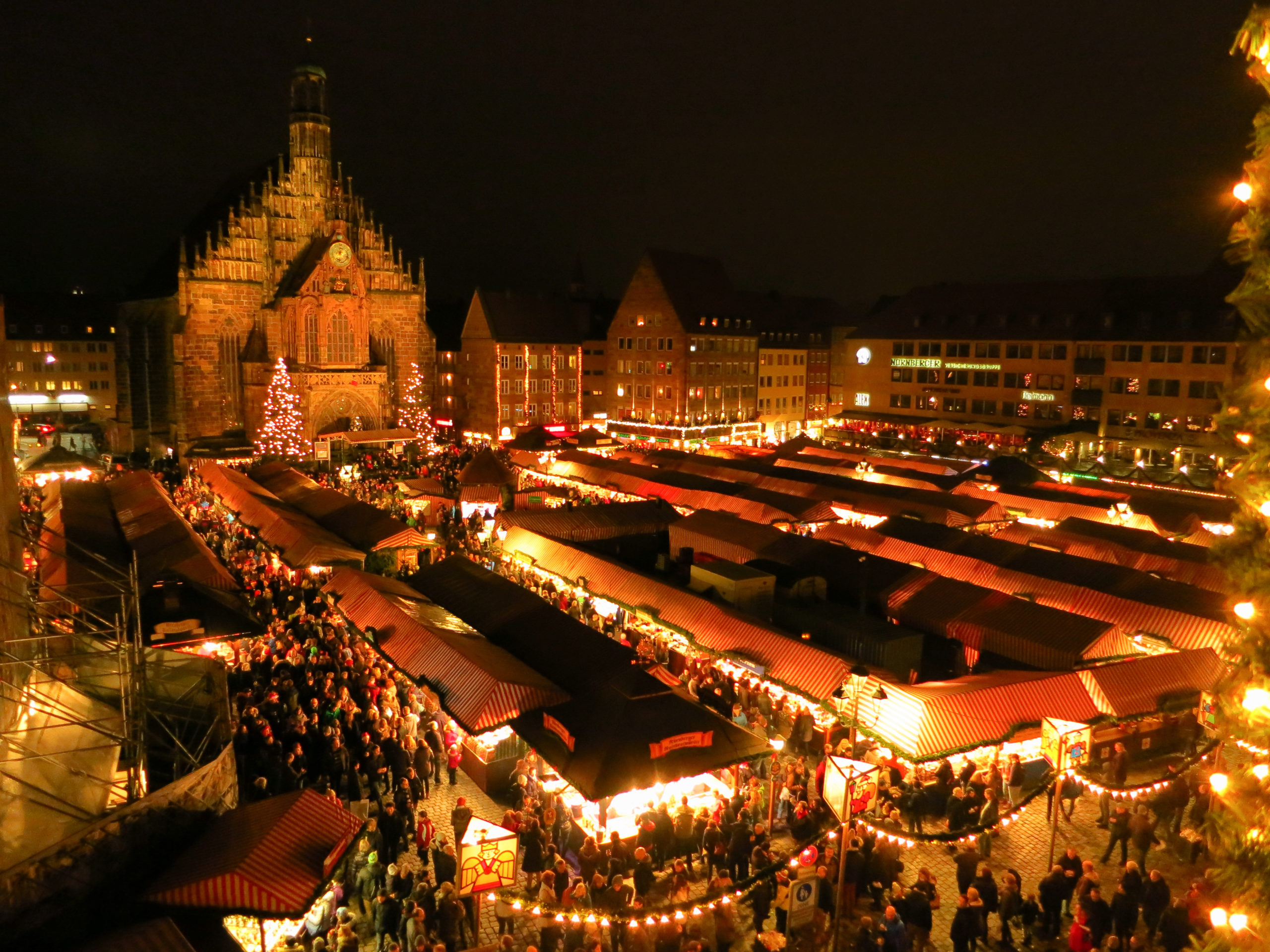Magic of advent cruise on the Danube: from Vienna to Nuremberg