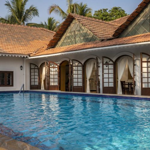 The Postcard Cuelim, Goa