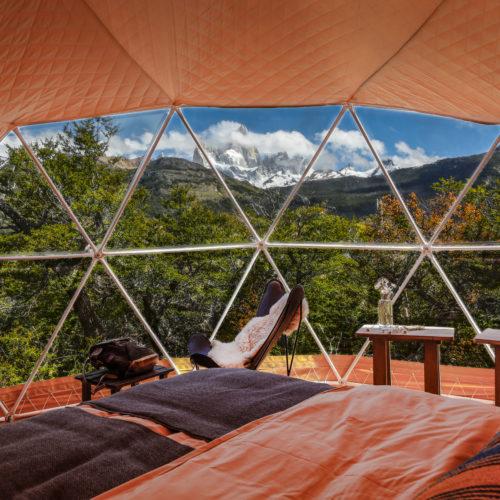 Chaltén Camp, Patagonia
