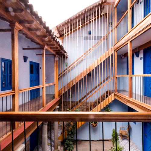 Quinta San Blas, Cusco