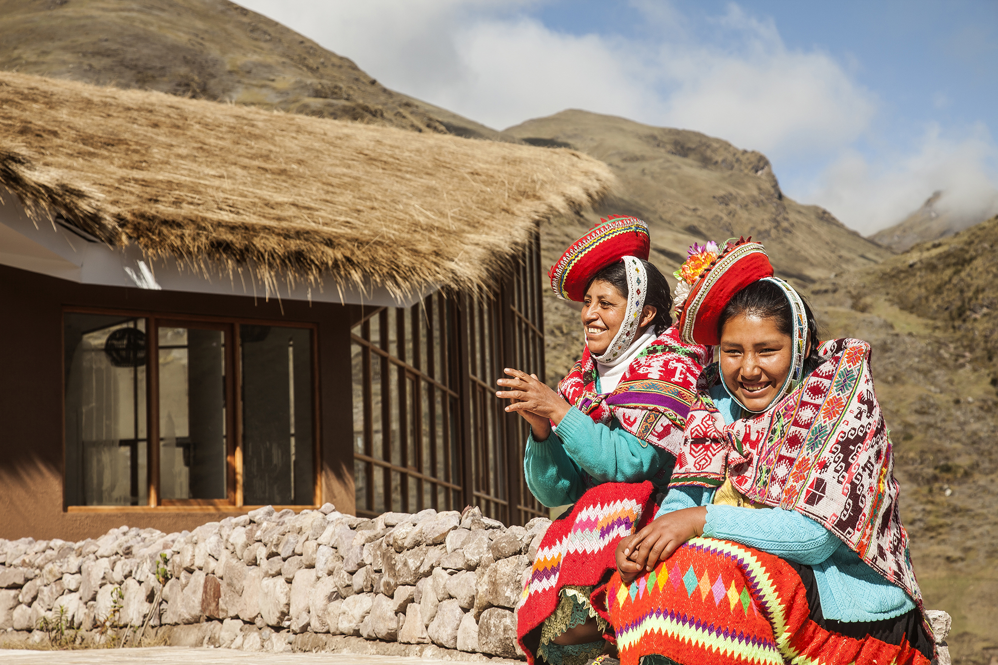 Mountain Lodges of Peru – Sacred Valley & Lares Adventure