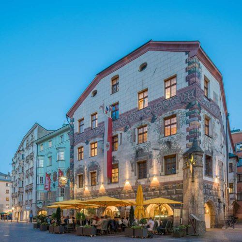 Best Western Plus Hotel Goldener Adler, Innsbruck