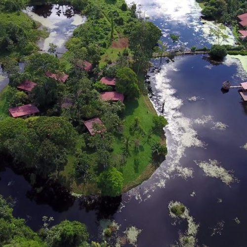Maquenque Eco-Lodge, Boca Tapada