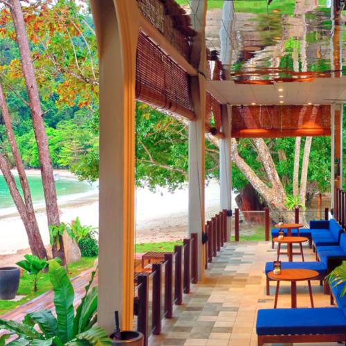 Bungaraya Island Resort, Gaya Island
