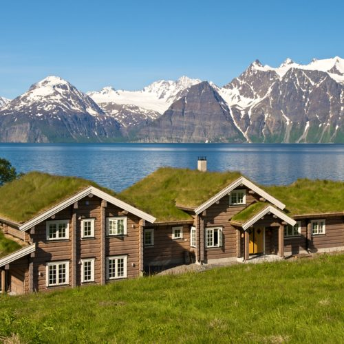 Lyngen Lodge, Olderdalen