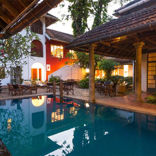 The Malabar House, Cochin