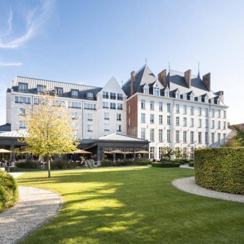 Hotel Dukes' Palace, Brugge