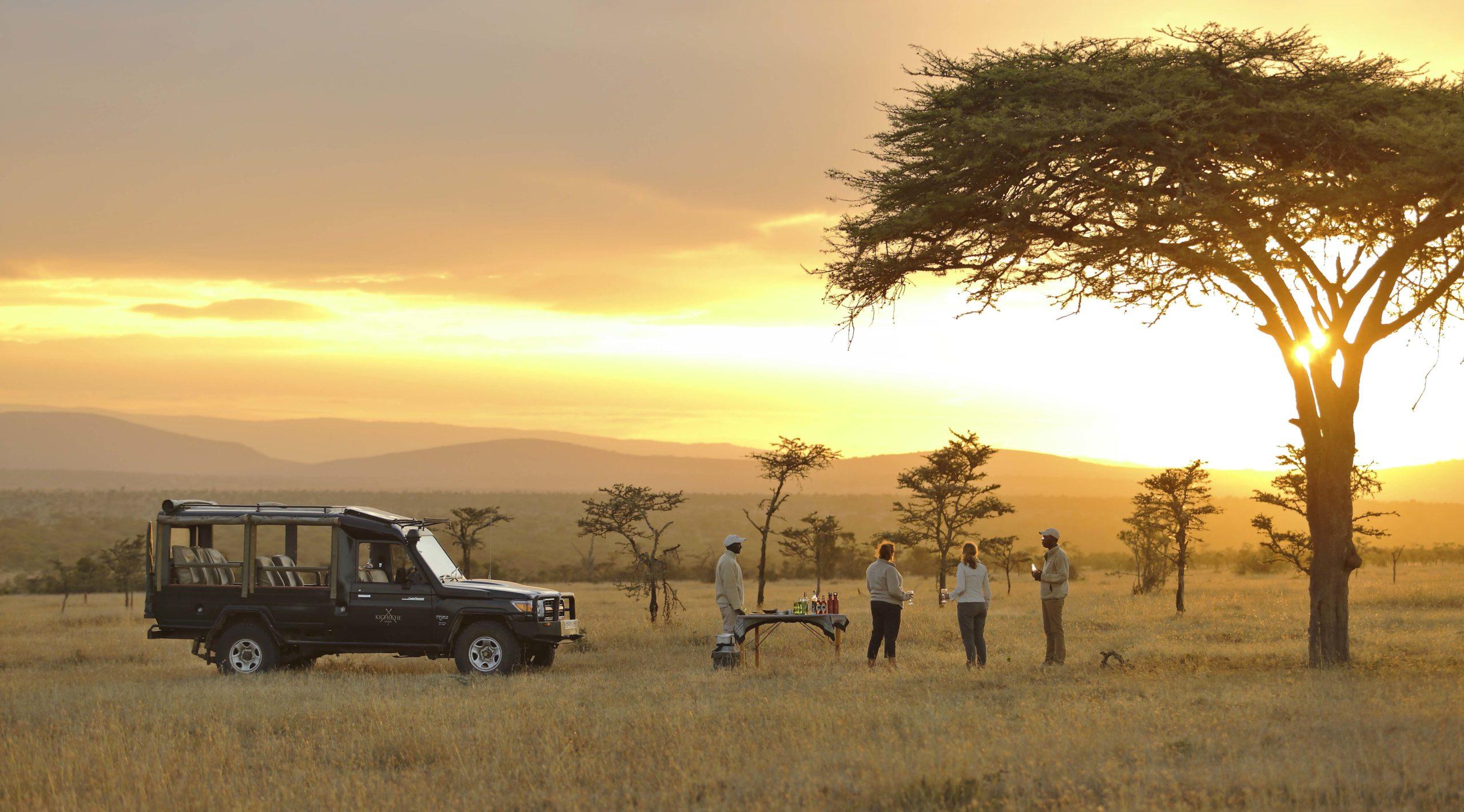 Kenya with Kicheche