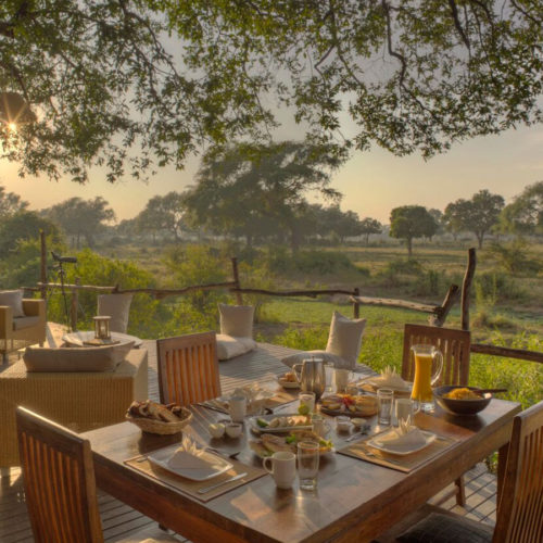 Flatdogs Camp, South Luangwa National Park
