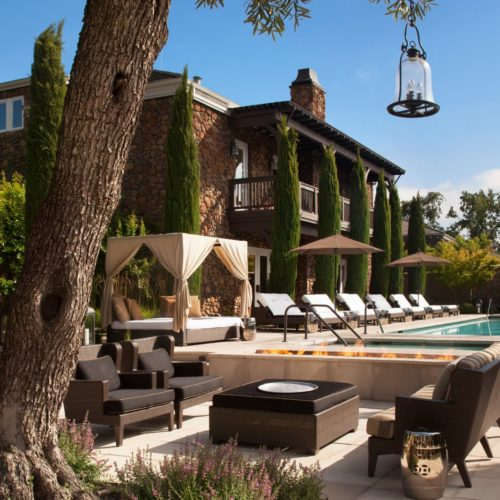 Hotel Yountville, Napa Valley