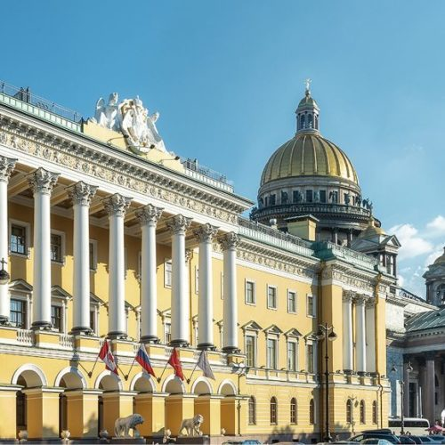 Four Seasons Lion Palace, St. Petersburg