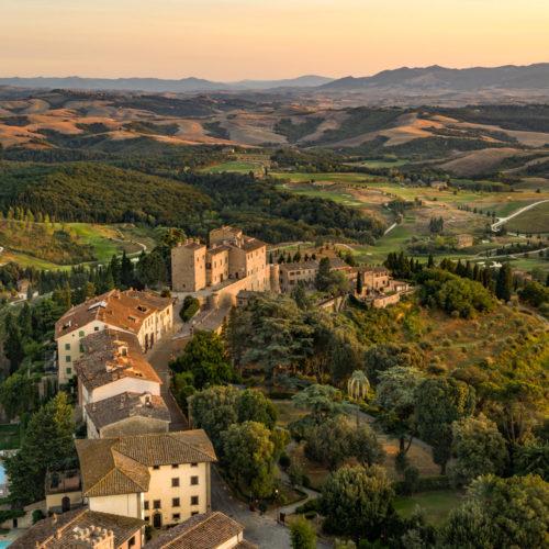 Toscana Resort Castelfalfi, Tuscany
