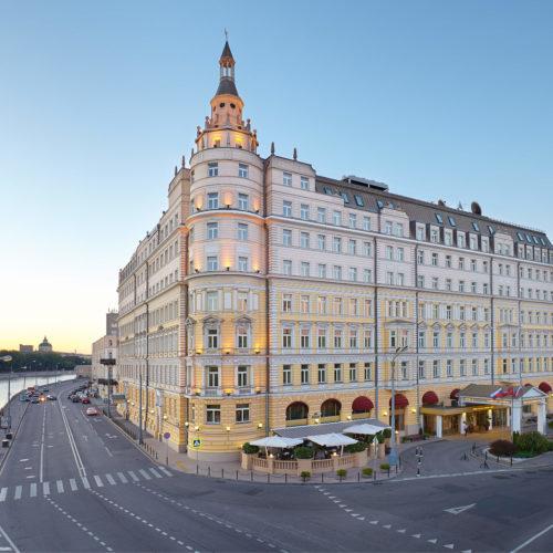 Hotel Baltschug Kempinski, Moscow
