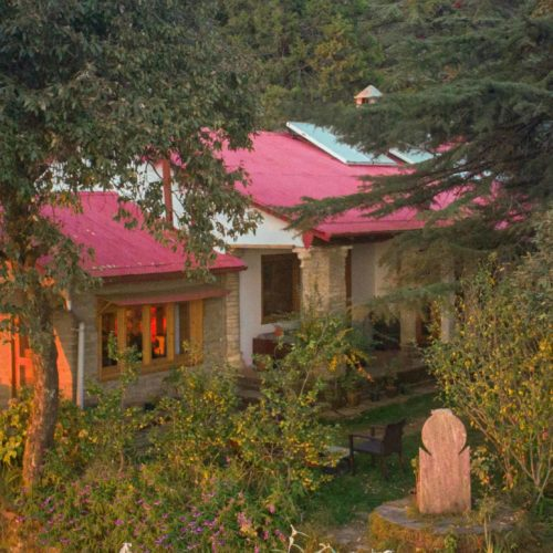 Mary Budden Estate, Binsar Wildlife Sanctuary
