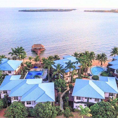Chabil Mar Villas, Placencia