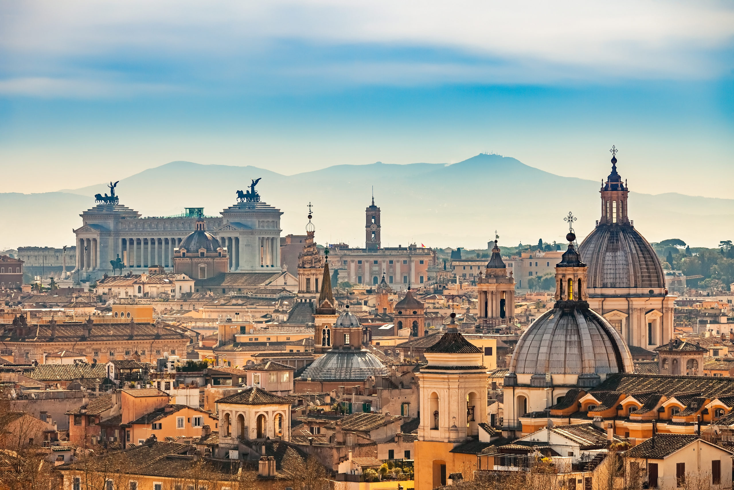 Long Weekend in Rome